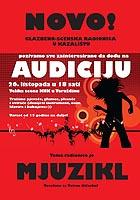 Audicija za glazbeno scenska radionica mjuzikla