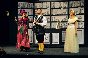 Opera b.b. (u koprodukciji s Istarskim narodnim kazalištem - Glradskim kazalištem Pula): Gaetano Donizetti, Il_campanello, dir. Vladimir Kranjčević, red. Snježana Banović, foto: © Novković