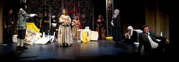 Hrvatsko narodno kazalište u Varaždinu: Jean-Baptiste Poquelin Molière, Škrtac, red. Vinko Brešan