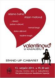 Valentinovo u kazalistu