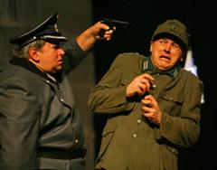 Kazalište Virovitica: Georg Büchner, Woyzeck, red. Samo M. Strelec