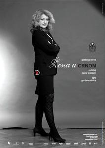 Scena 2010. HNK u Varaždinu: Gordana Slivka, Žena u crnom, red. Damir Mađarić