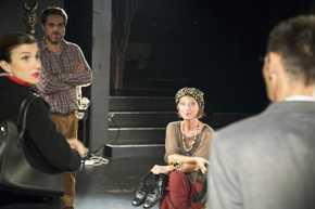 Hrvatsko narodno kazalište u Varaždinu: Yasmina Reza, Bog masakra, red. Lea Anastazija Fleger, foto: Droolia