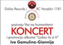 Koncert Ive Gamulina-Giannija i gostiju