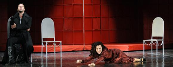 Friedrich Schiller: MARIJA STUART, red. Petar Selem