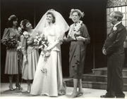 Christopher Durang: Bette i Boo u braku, s praizvedbe u New Yorku 1985.
