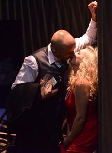 Gostovanje Istarskog narodnog kazališta s predstavom Damira Zlatara Freya VIRGINIA WOOLF