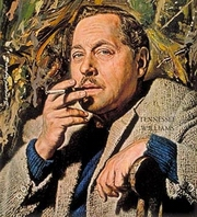 Tennessee Williams, portret s naslovnice Timea